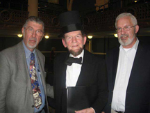 James Getty along with Dave and Al Smith